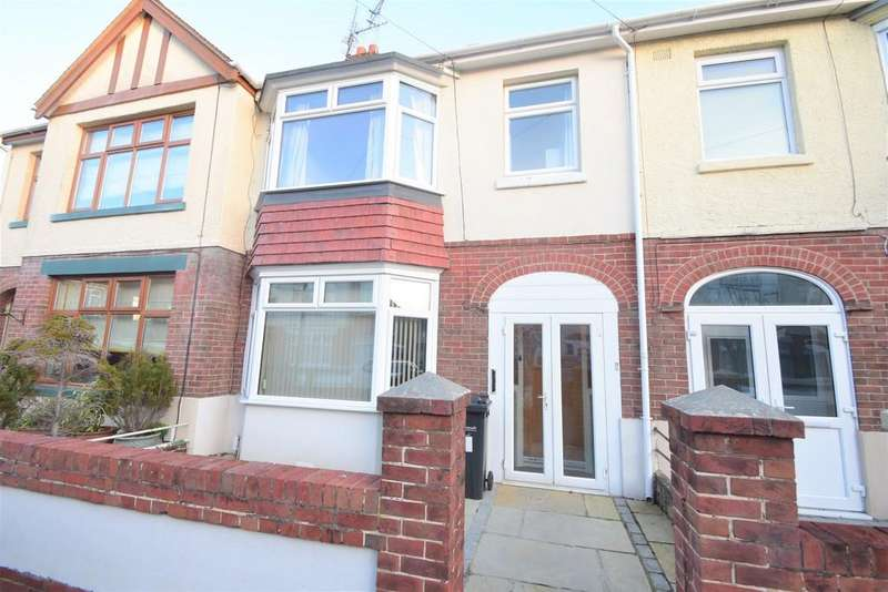 4 Bedrooms Terraced House for sale in Eastwood Road, Portsmouth