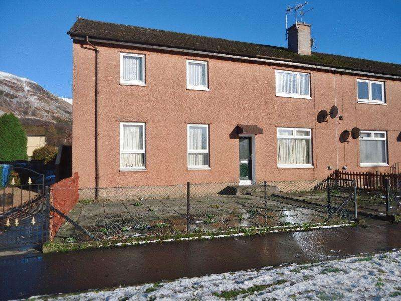 3 Bedrooms Apartment Flat for sale in Westbourne Avenue, Tillicoultry