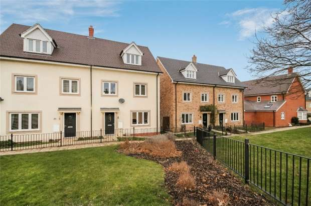 4 Bedrooms Semi Detached House for sale in Bushfield Court, Shortstown, Bedford