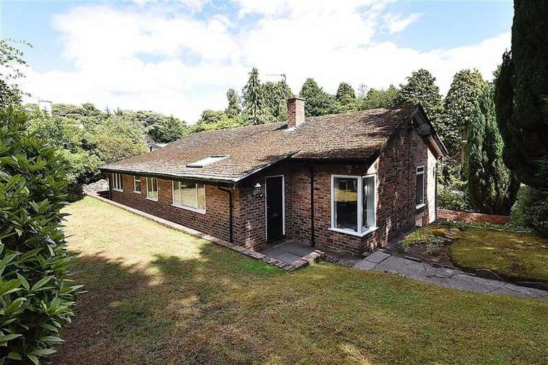 4 Bedrooms Detached Bungalow for sale in Tytherington Lane, Macclesfield