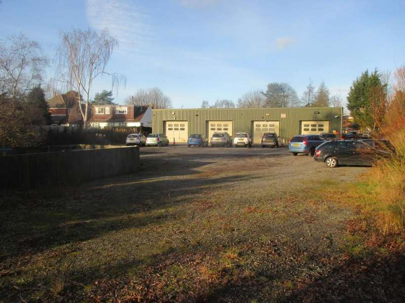 Land Commercial for sale in Hookstone Chase, Harrogate