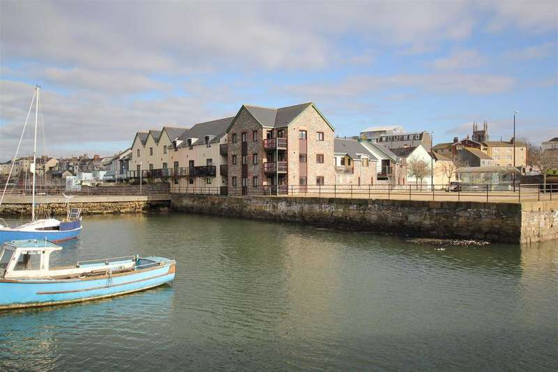 2 Bedrooms Apartment Flat for sale in Stonehouse, Plymouth