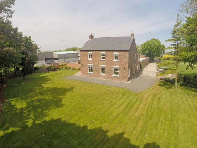4 Bedrooms Detached House for sale in Fieldhouse Farm, Thirtleby