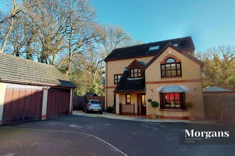6 Bedrooms Detached House for sale in Havenwood Drive, Thornhill, Cardiff