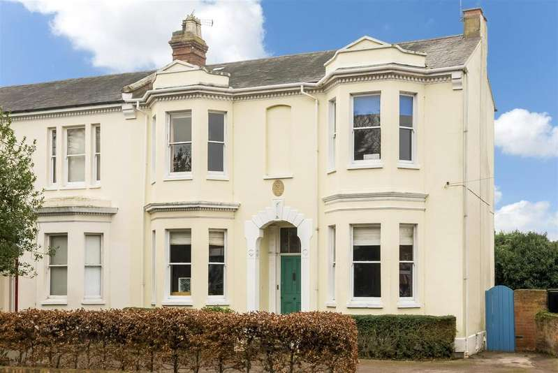 7 Bedrooms Semi Detached House for sale in St. Marys Road, Leamington Spa
