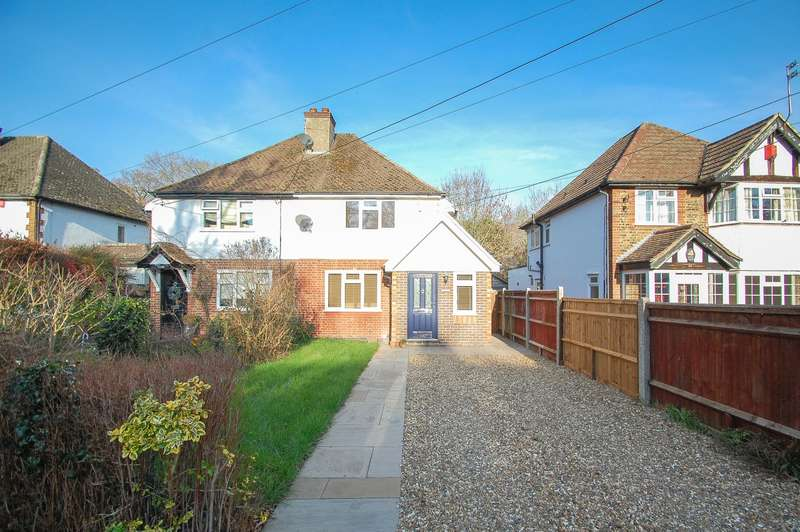 2 Bedrooms Semi Detached House for sale in Gregory Road, Hedgerley, SL2