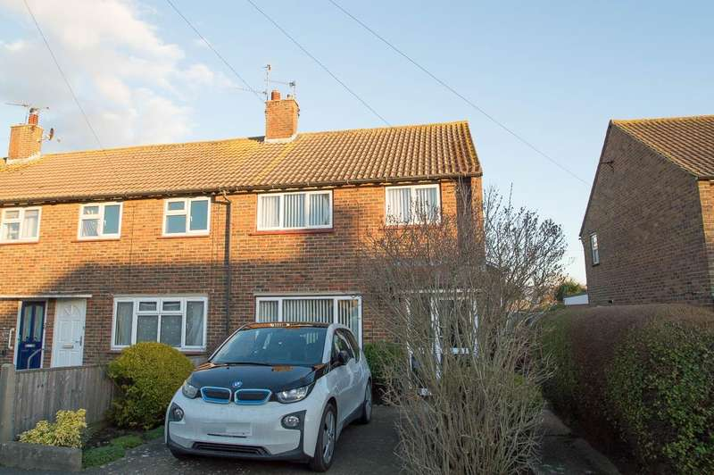 3 Bedrooms End Of Terrace House for sale in Ashington Road, Eastbourne