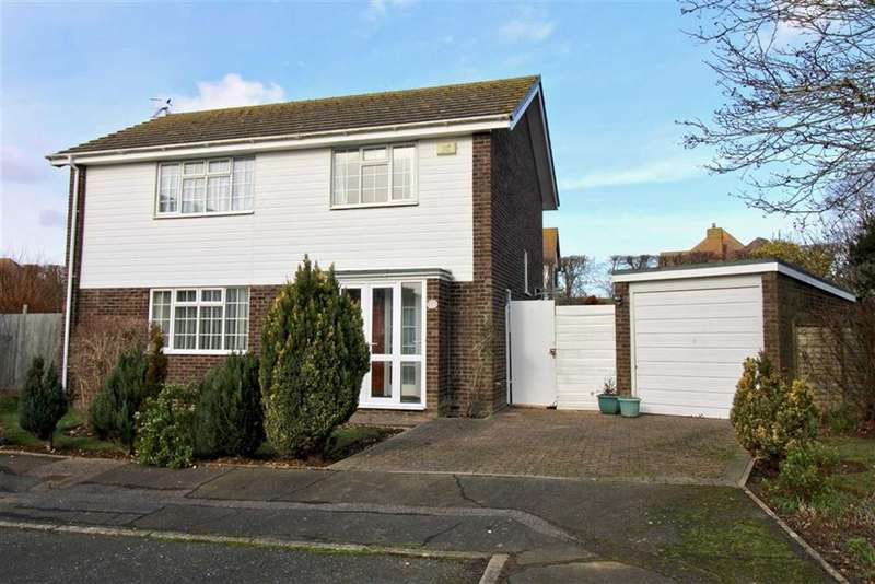 3 Bedrooms Detached House for sale in The Holt, Seaford, East Sussex