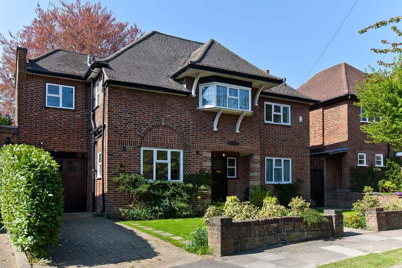 6 Bedrooms Detached House for sale in Cedars Close, London