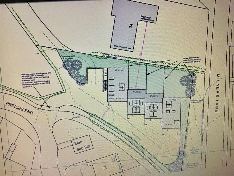 Plot Commercial for sale in Milners Lane, Dawley Bank, Telford