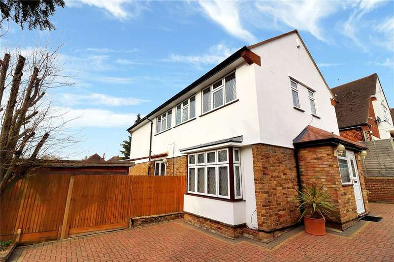 4 Bedrooms House for sale in Langley Way, Cassiobury, Watford, WD17