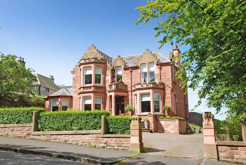 5 Bedrooms Detached Villa House for sale in 26 Sherbrooke Avenue, Pollokshields, G41 4PE