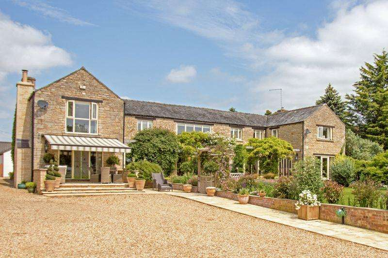 5 Bedrooms Barn Conversion Character Property for sale in Careby, Stamford