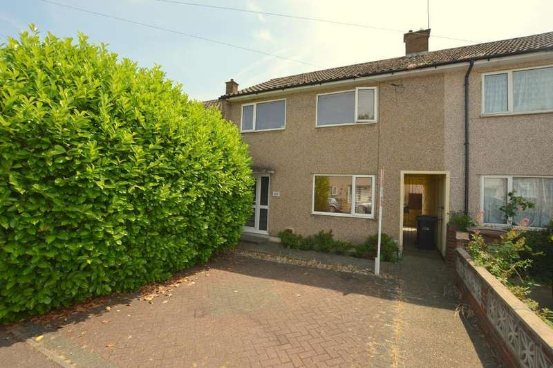 3 Bedrooms Terraced House for sale in Beadlow Road, Luton, Bedfordshire, LU4 0QZ