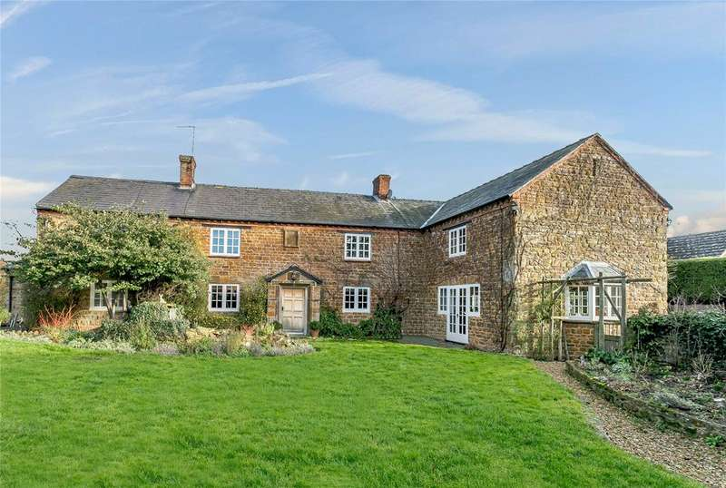 5 Bedrooms Detached House for sale in Church End, Priors Hardwick, Southam