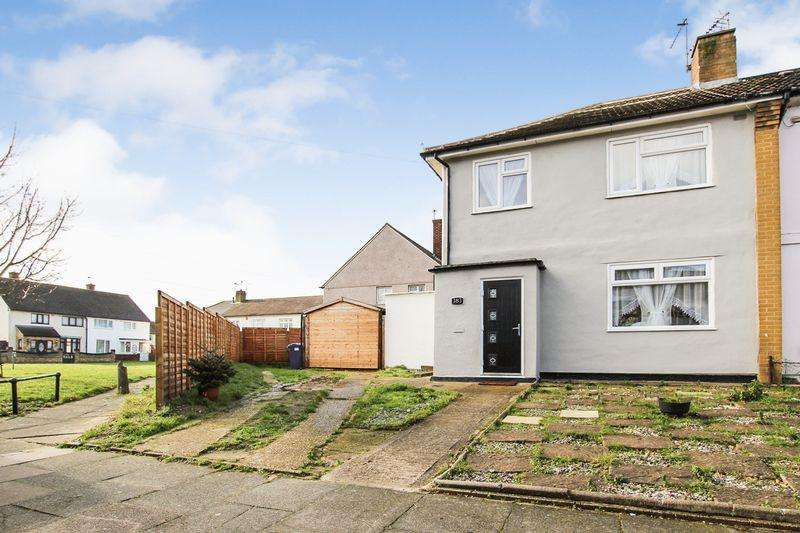 3 Bedrooms End Of Terrace House for sale in Foyle Drive, South Ockendon