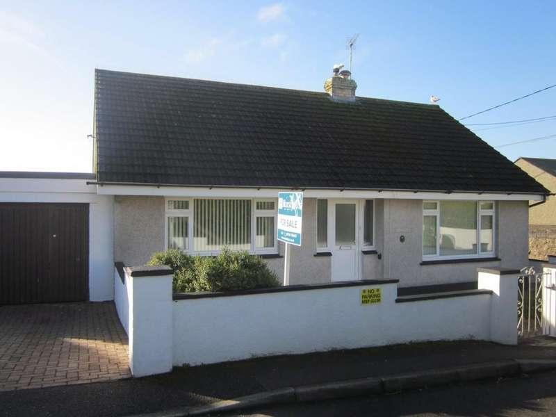 4 Bedrooms Detached Bungalow for sale in Trevassack Court, Hayle