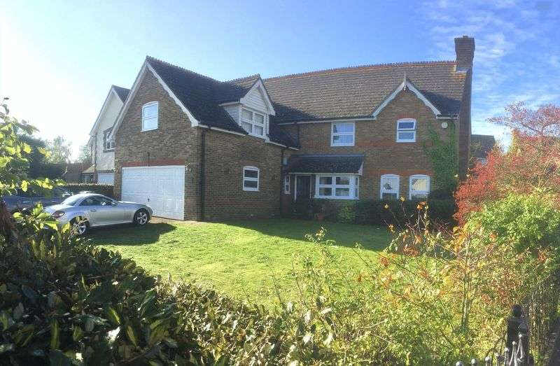 5 Bedrooms Property for sale in Hotham Close, Swanley Village