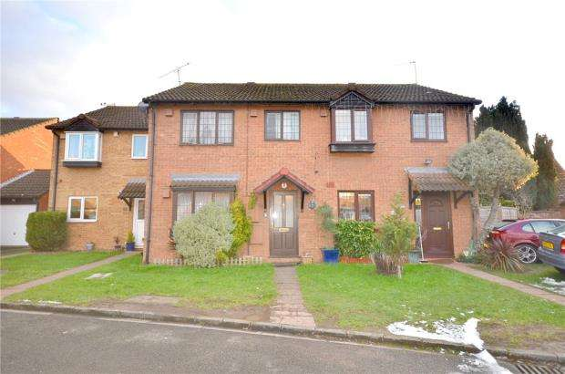 3 Bedrooms Terraced House for sale in Coe Spur, Slough, Berkshire