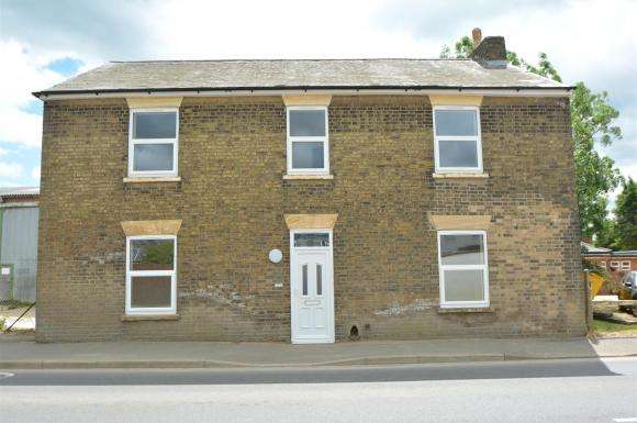 5 Bedrooms Property for sale in March Road, Coates, Whittlesey, Peterborough