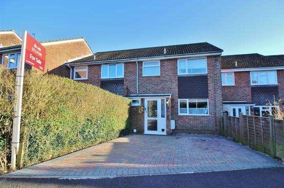 3 Bedrooms Terraced House for sale in Sunnymead, Oakley, Basingstoke
