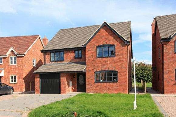 4 Bedrooms Property for sale in Farriers Court, Heath Lane, Ellerdine