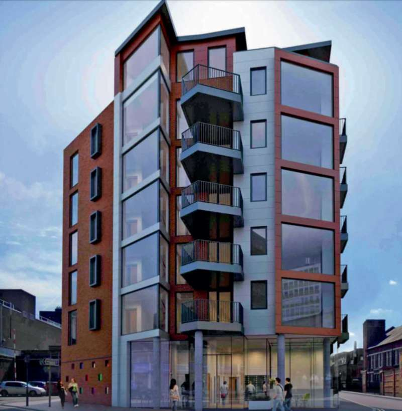 3 Bedrooms Apartment Flat for sale in Clarence Street, Leicester, LE1