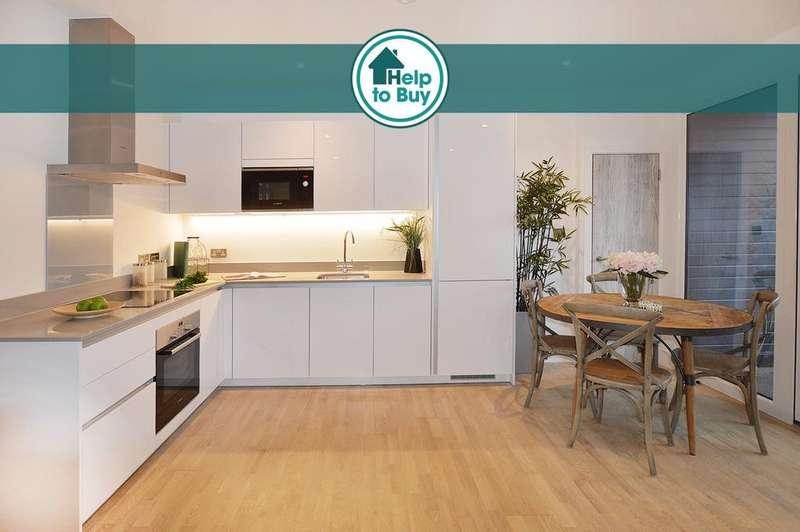 2 Bedrooms Flat for sale in Harold Road Upper Norwood SE19
