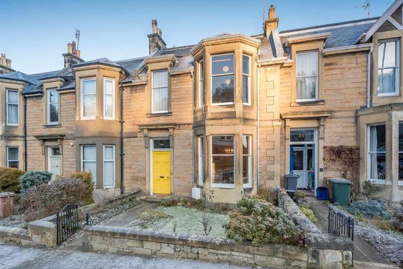4 Bedrooms Terraced House for sale in 33 Charterhall Road, Blackford, EH9 3HS