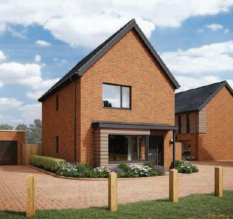 3 Bedrooms Detached House for sale in Newark Meadows, Honeythorn Close, Gloucester, GL2 5LU