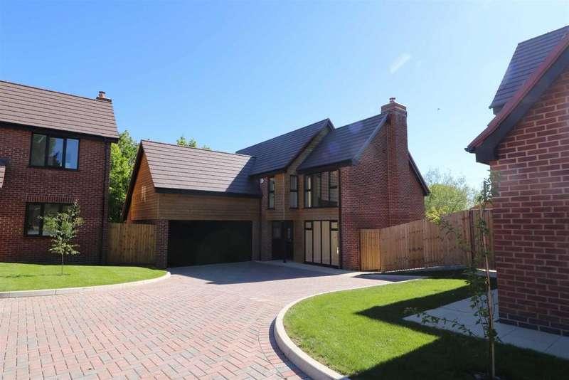 5 Bedrooms Detached House for sale in Laburnum Villas, Hartpury