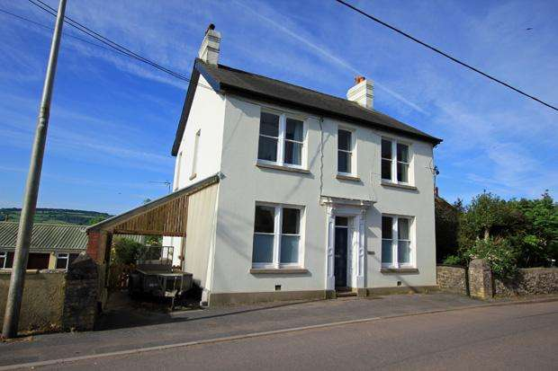 4 Bedrooms Detached House for sale in Llandyfaelog, Kidwelly, Carmarthenshire