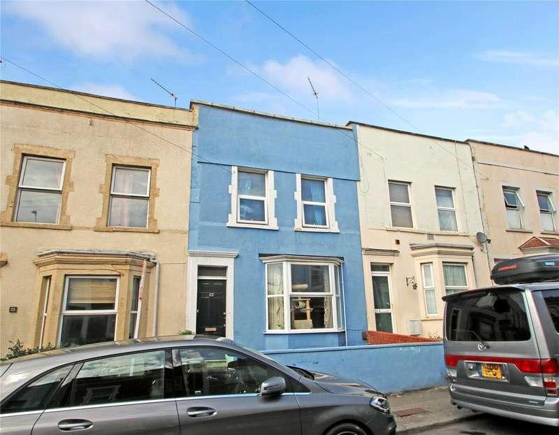 2 Bedrooms Terraced House for sale in Green Street, Totterdown, Bristol, BS3