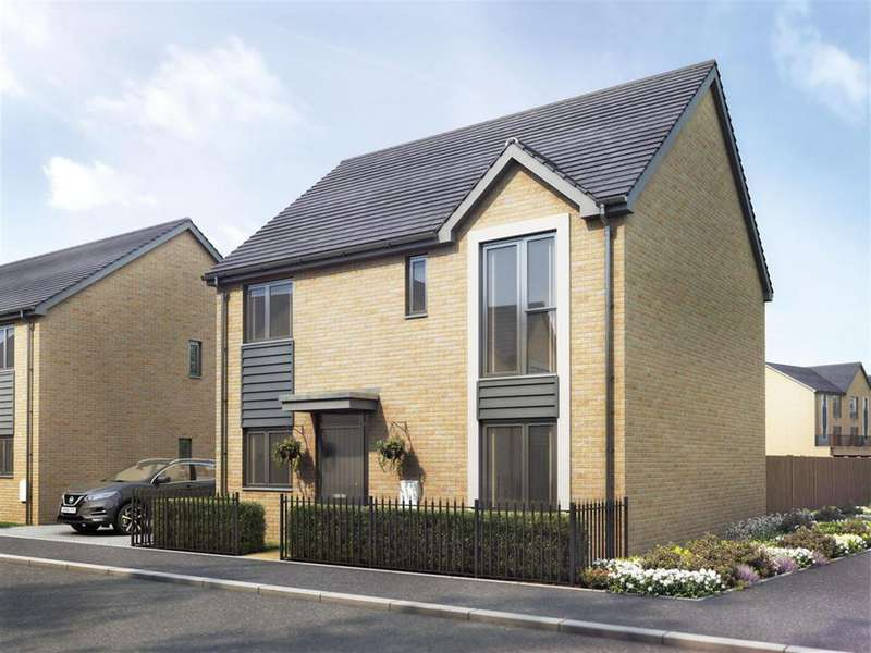 4 Bedrooms Detached House for sale in The Chichester - Plot 247, Littlecombe, Dursley, GL11 4HR
