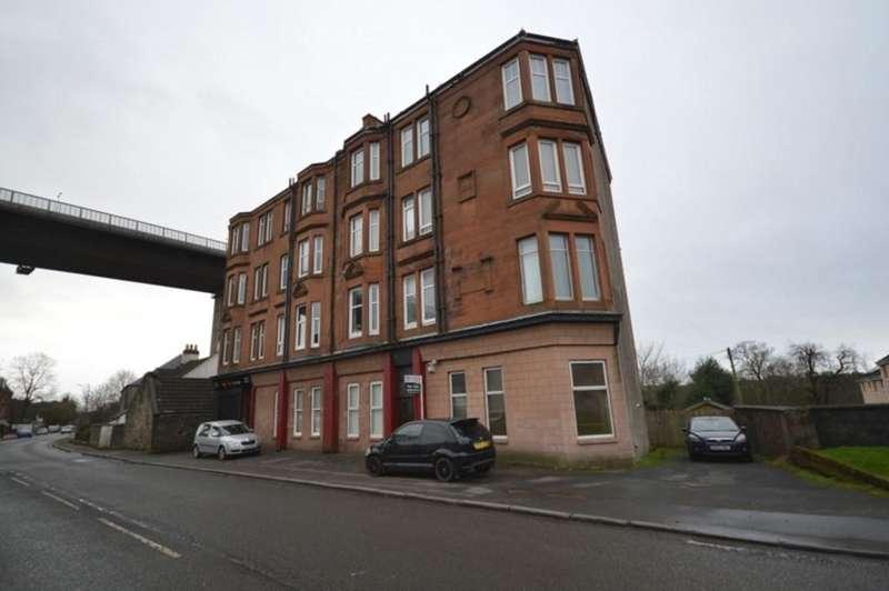 1 Bedroom Flat for sale in Dumbarton Road, Old Kilpatrick G60 5LN