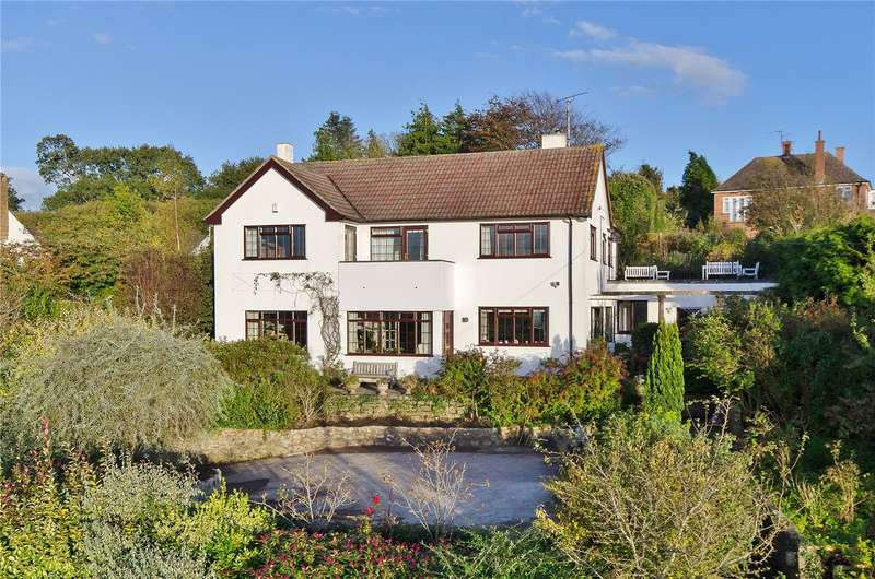 4 Bedrooms Detached House for sale in The Beacon, Ilminster, Somerset, TA19