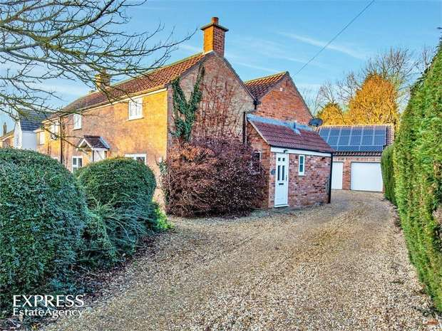 6 Bedrooms Detached House for sale in High Street, Maxey, Peterborough, Cambridgeshire