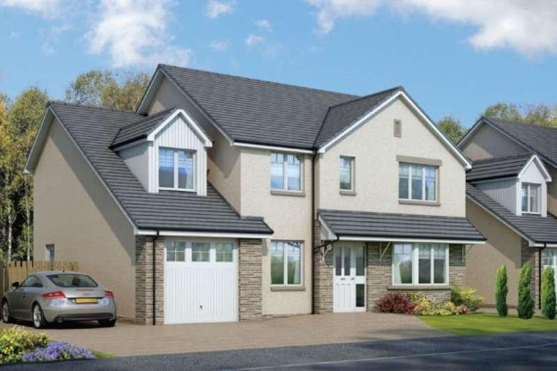 5 Bedrooms Detached House for sale in Torridon Polkemmet Road, Whitburn, Bathgate, EH47