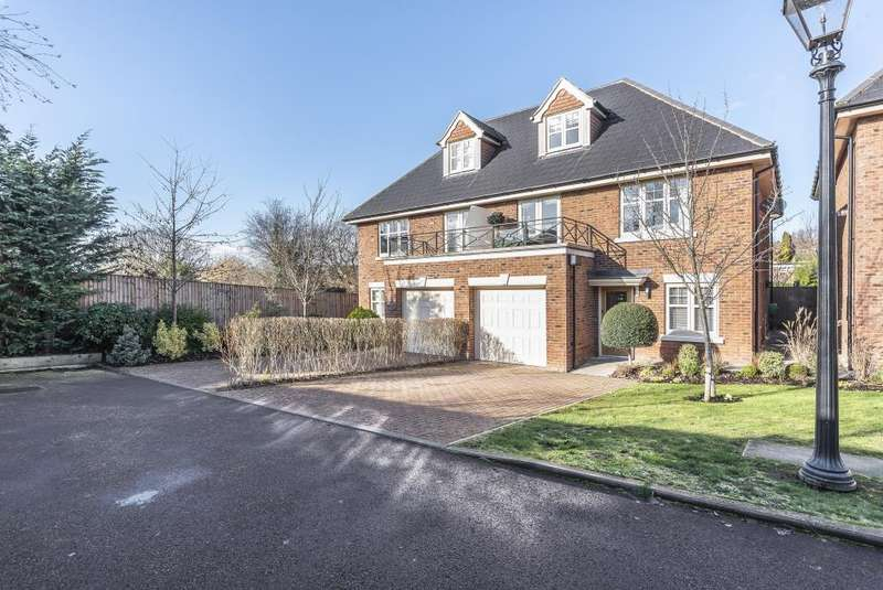 3 Bedrooms House for sale in Bird Gardens, Wargrave, Vibrant Village location, RG10