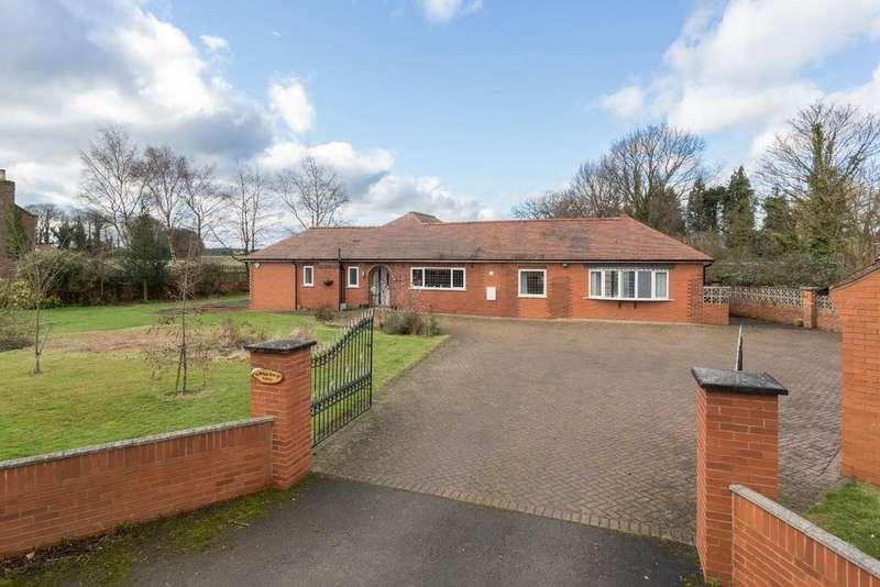 3 Bedrooms Bungalow for sale in Roe Lane, Birkin, Knottingley