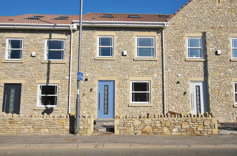 4 Bedrooms Terraced House for sale in Staunton Lane, Whitchurch Village, Bristol