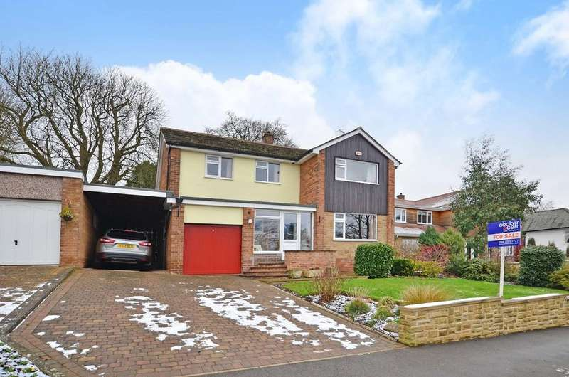 4 Bedrooms Detached House for sale in Stumperlowe Park Road, Fulwood