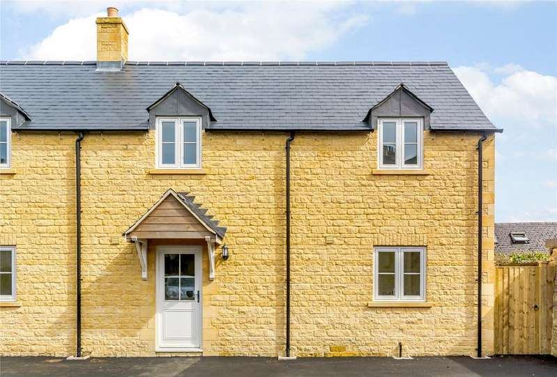 2 Bedrooms Semi Detached House for sale in Petite Etoile, Huntington Courtyard, Sheep Street, Stow-On-The-Wold, Gloucestershire, GL54