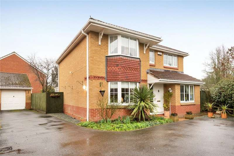 4 Bedrooms Detached House for sale in Barn Piece, Chandler's Ford, Hampshire, SO53