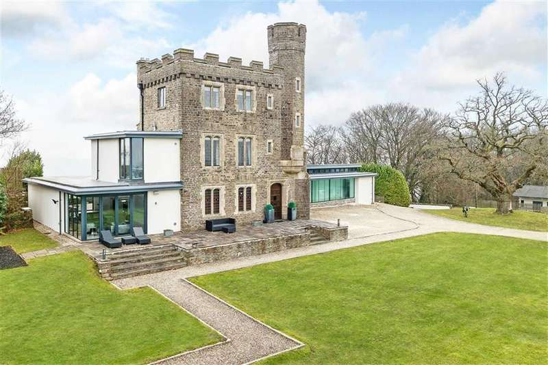 6 Bedrooms Detached House for sale in Coed Y Caerau Lane, Newport, Monmouthshire