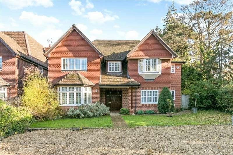 5 Bedrooms Detached House for sale in Packhorse Road, Gerrards Cross, Buckinghamshire, SL9