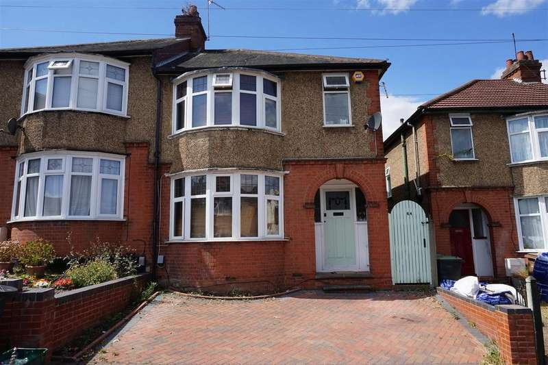3 Bedrooms House for sale in Seymour Road, Luton