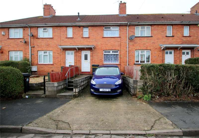 2 Bedrooms Terraced House for sale in Martock Road, Bedminster, Bristol, BS3