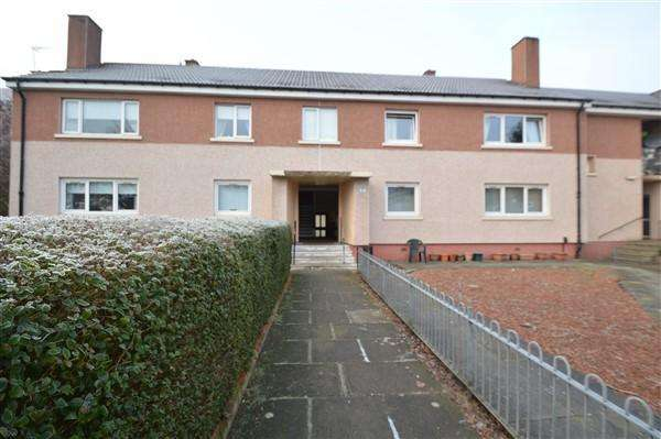 2 Bedrooms Flat for sale in Howgate Avenue, Glasgow, G15 8QN
