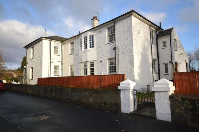 2 Bedrooms Flat for sale in The Cottage, Peel Street, Cardross G82 5LD
